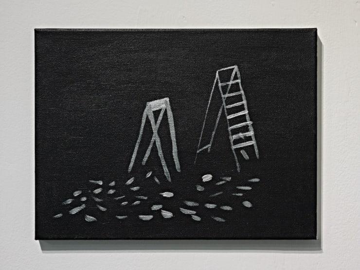 Jennifer Douglas, Ladders 1, 2012