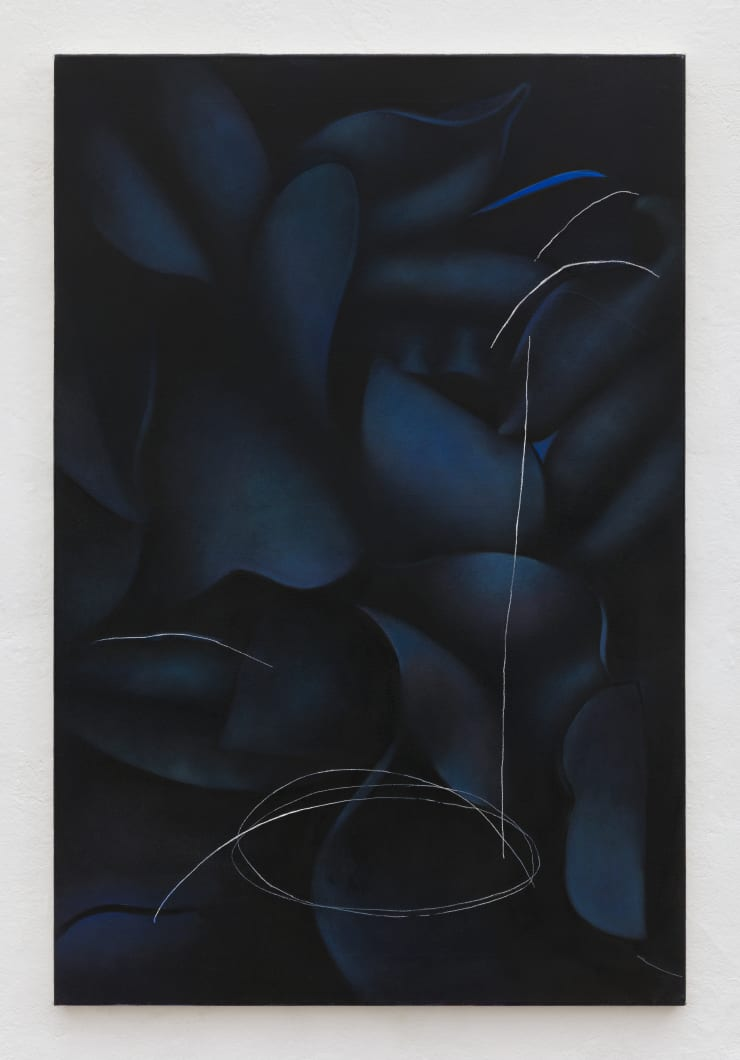 Louise Giovanelli, Two Grooves II, 2019