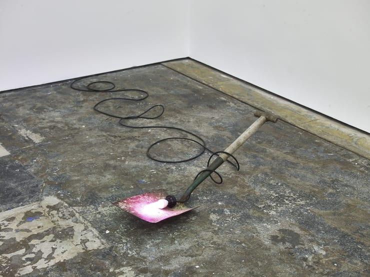 Eric Bainbridge Pink, 2014