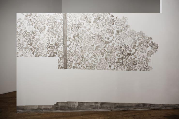Catherine Bertola, Filling Absence, 2017
