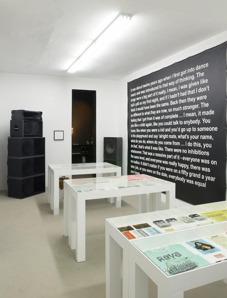 Matt Stokes, Real Arcadia, Installation View, 2003 (ongoing)