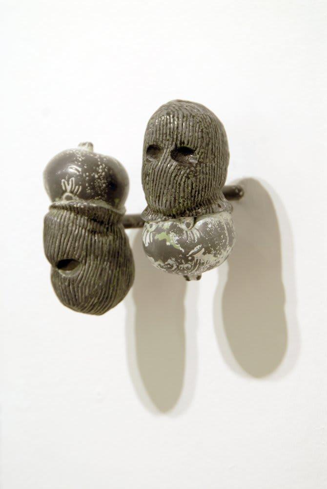 Ashley Hipkin, Testicules de Coq, 2008