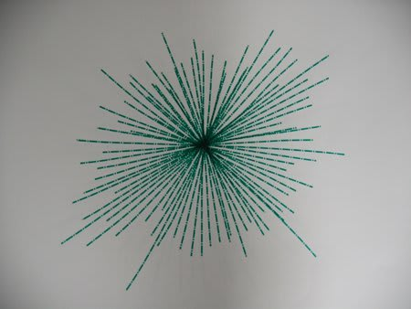 Jennifer Douglas, Green Flex, 2004