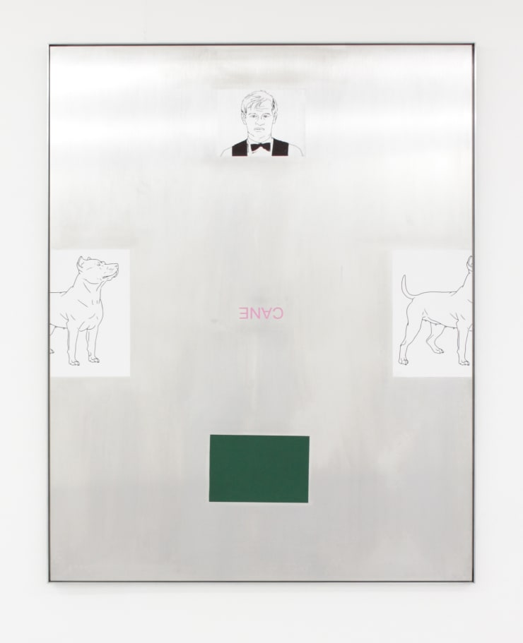 Simeon Barclay, What a Charming Name for a Dog, 2014