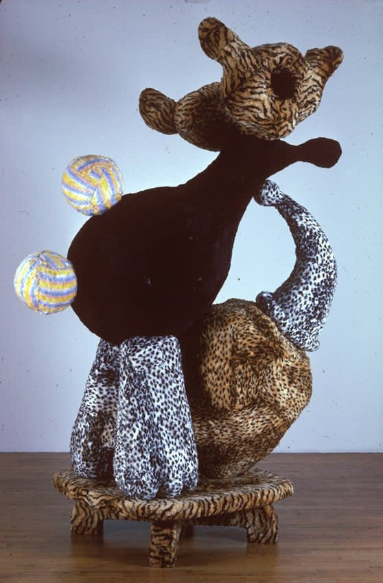 Eric Bainbridge, Statue (of Tommy Ferzackely), 1986