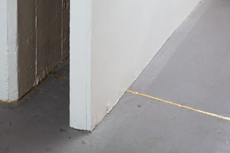 Catherine Bertola, Seamless, Installation View, 2007