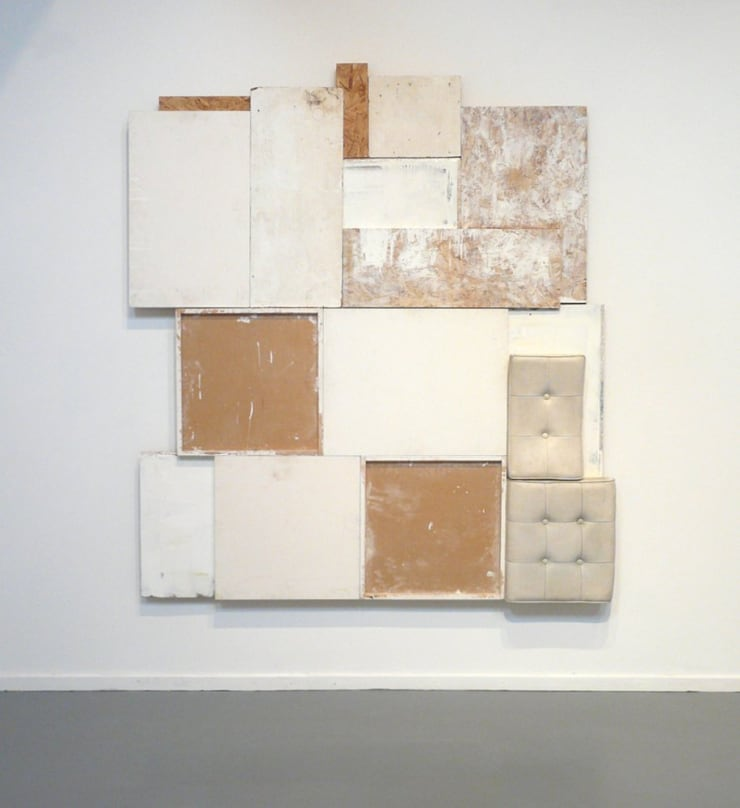Paul Merrick, Untitled (Construction White), 2010