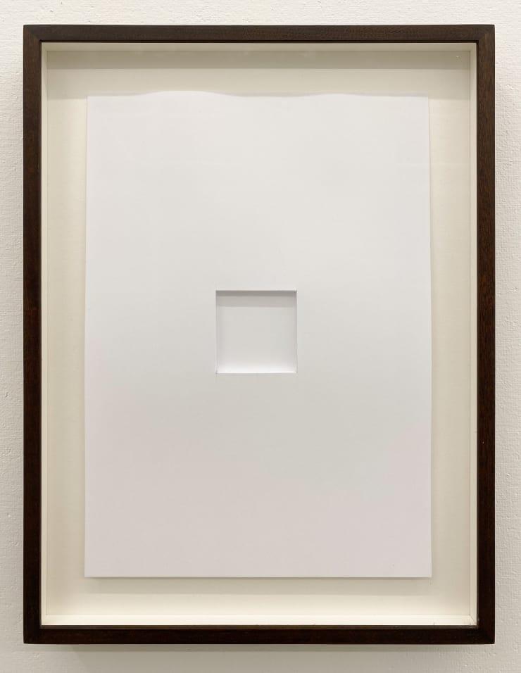 Dean Hughes - A square, 2021
