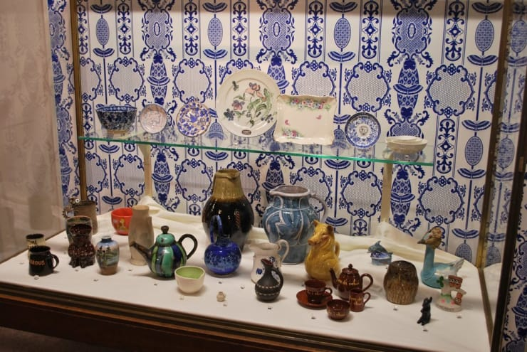 Catherine Bertola, The People's Collection of Pottery, Brecknockshire, 2009