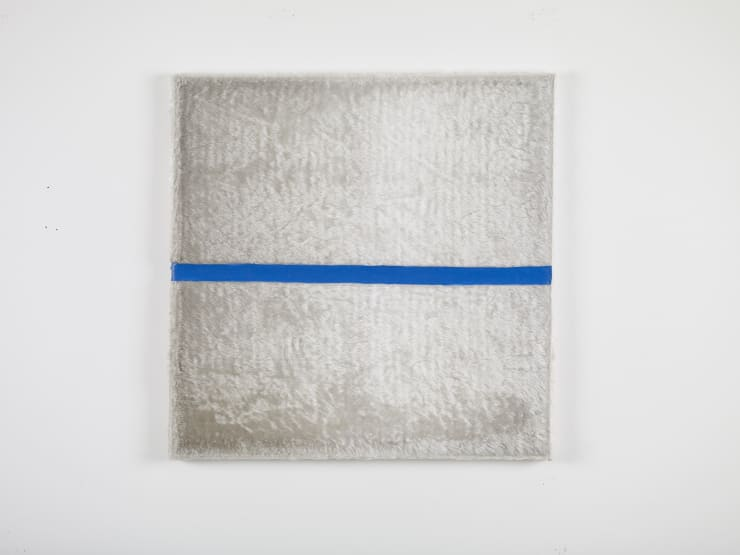 Eric Bainbridge, Blue and White 2, 1989