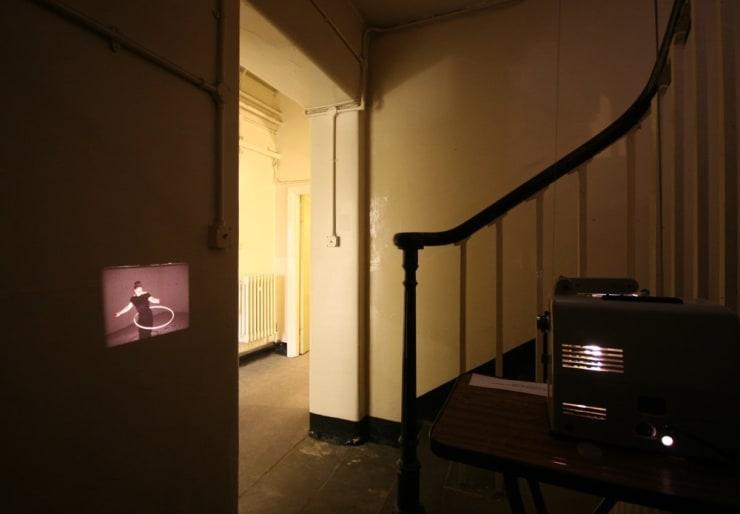 Tanya Axford Hula, Installation View, 2006