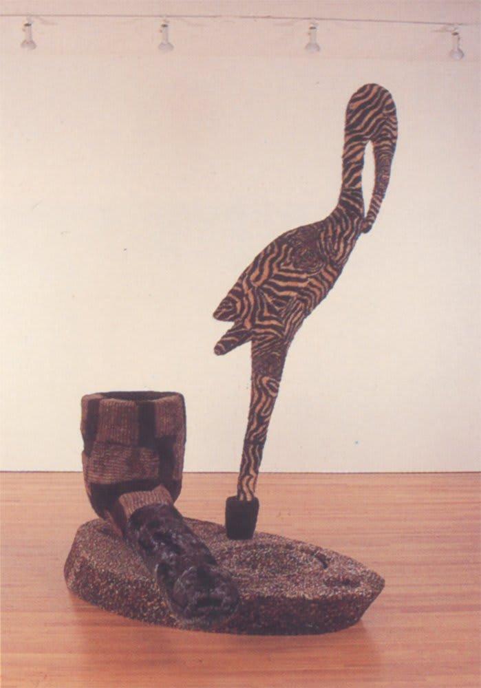Eric Bainbridge, L'Oiseau et Le Pipe, 1988