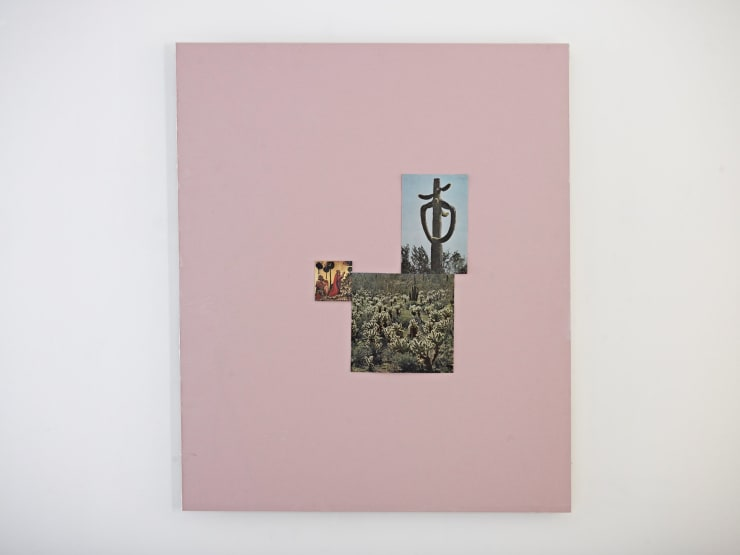 Paul Merrick, Untitled (Cacti God), 2013