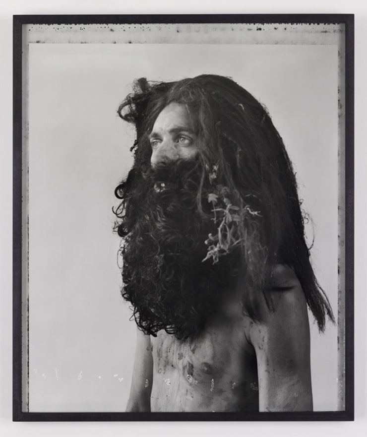 Marcus Coates, Natural (Self Portrait), 1998