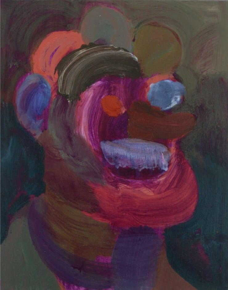 Eleanor Moreton Captain H. (Purple Prince), 2008