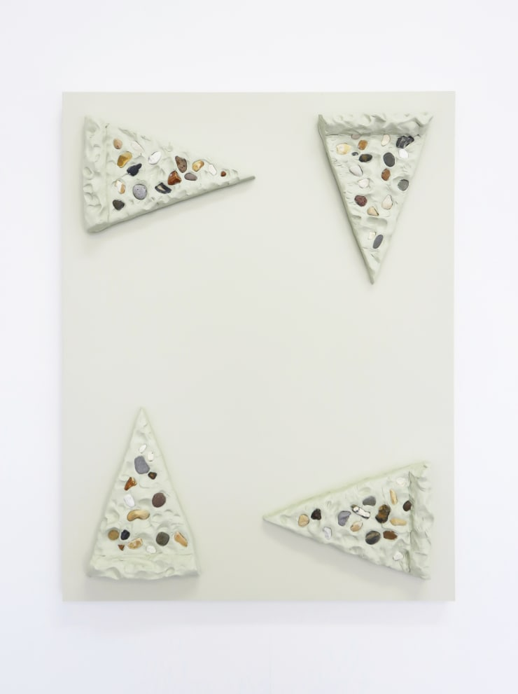 Agnes Calf, Rotation (Pebbles Pizza) , 2015