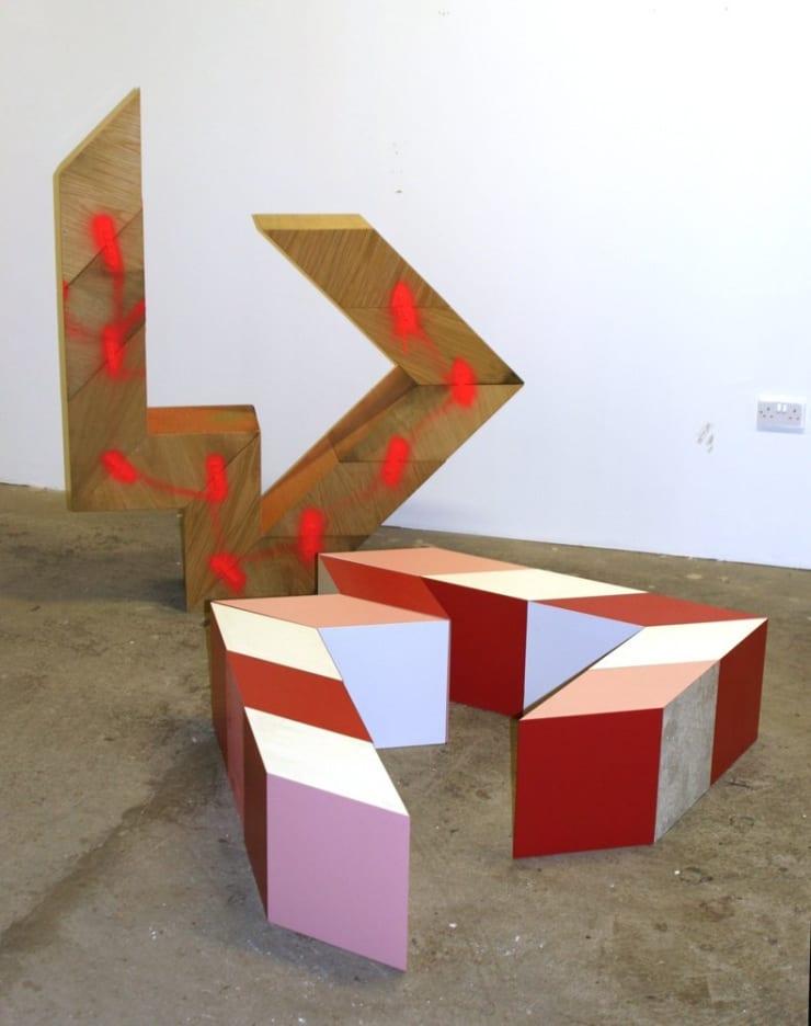 Paul Moss Genuine & False, 2007
