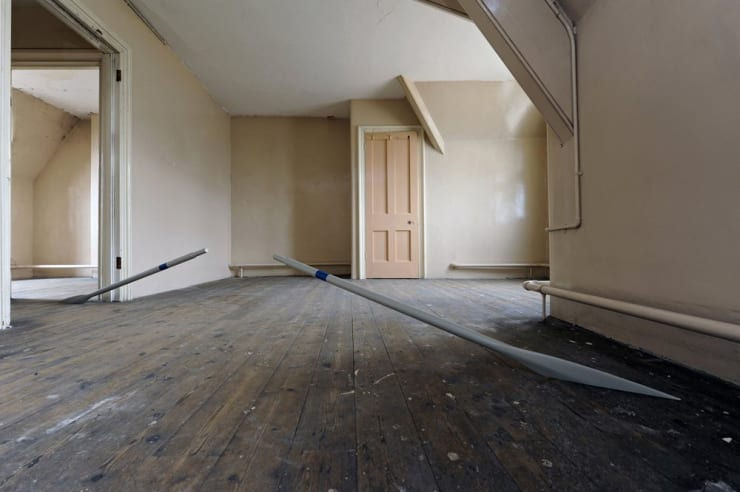 Richard Rigg The Broken Appearance of the Floor, 2010