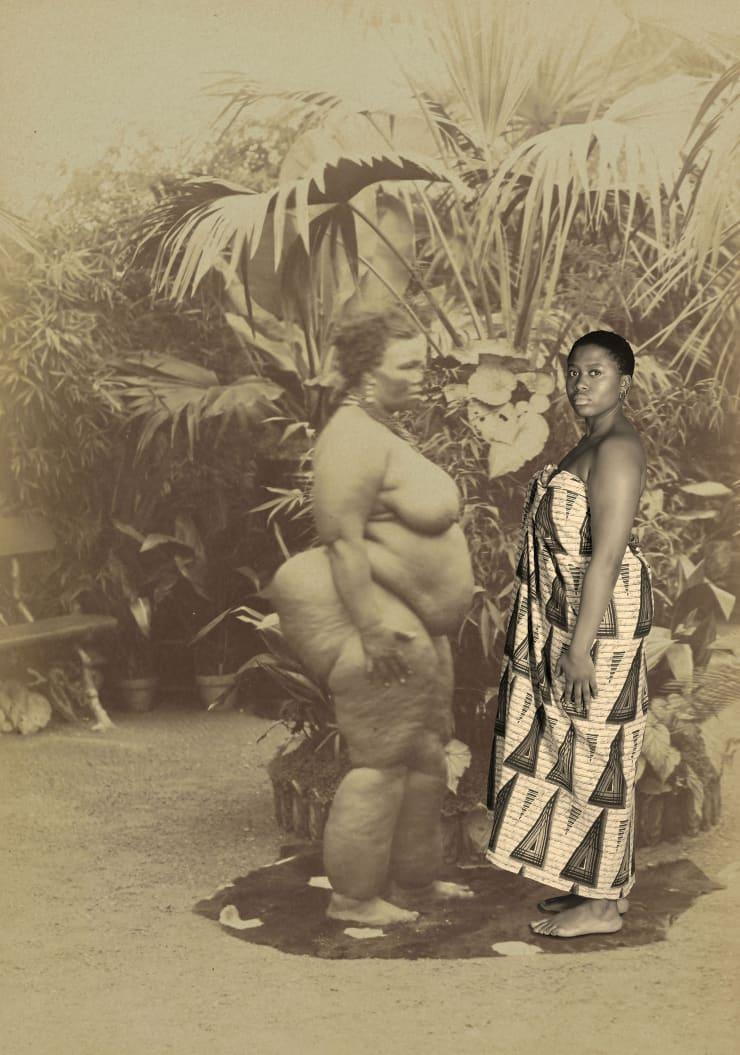 Tayo Adekunle, Artefact #3, 2020