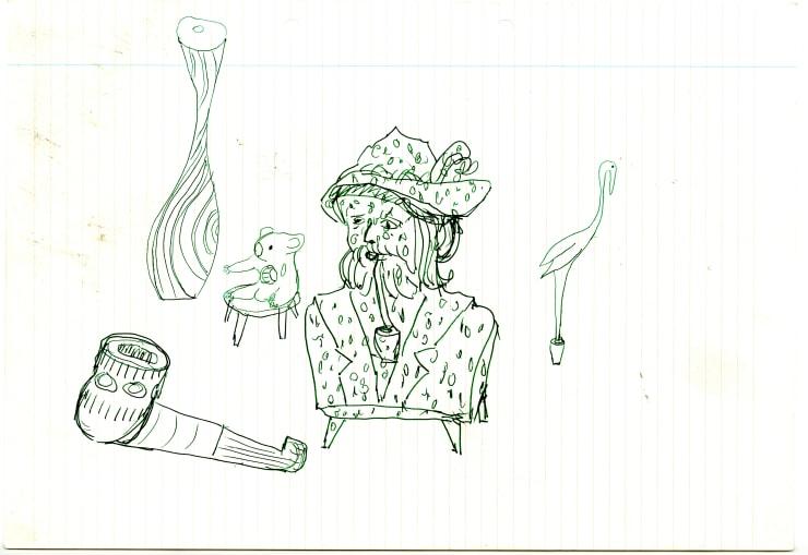 Eric Bainbridge Untitled, 1988