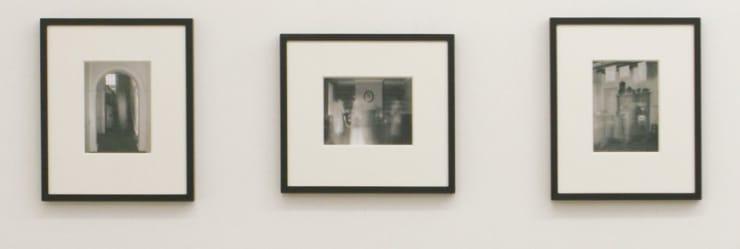 Catherine Bertola, Residual Hauntings, 2011