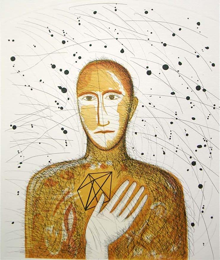 Mimmo Paladino, Geometrico , 2008