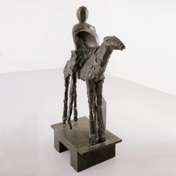 Mimmo Paladino, Etrusco , 2003
