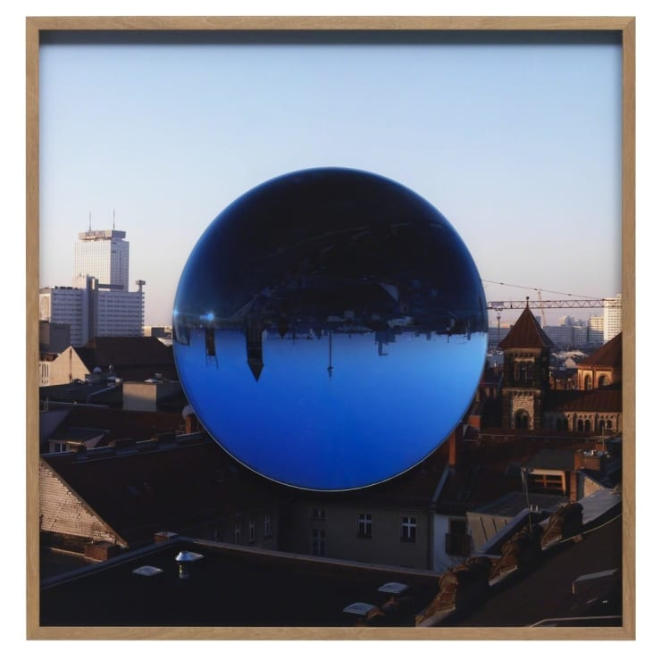 Olafur Eliasson, Your reversed Berlin sphere, 2016