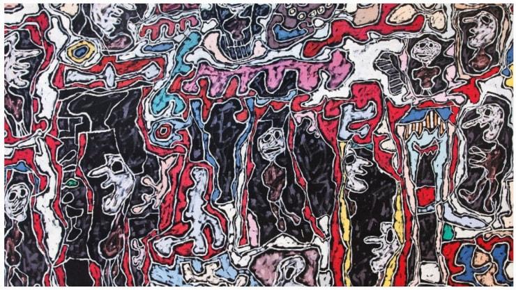 La lingua senza linguaggio: l'arte inconsapevole di Jean Dubuffet, una grande mostra a Venezia