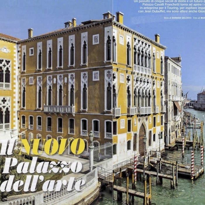 Touring: 'Il Nuovo Palazzo dell'Arte'
