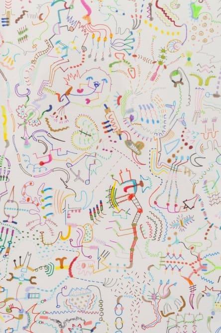 Justin Cooper: Wallpapering the Infinite