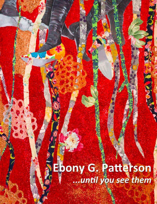 Ebony G. Patterson: ...until you see them