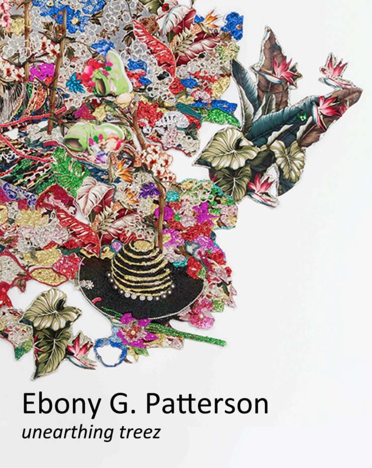 Ebony G. Patterson: unearthing treez