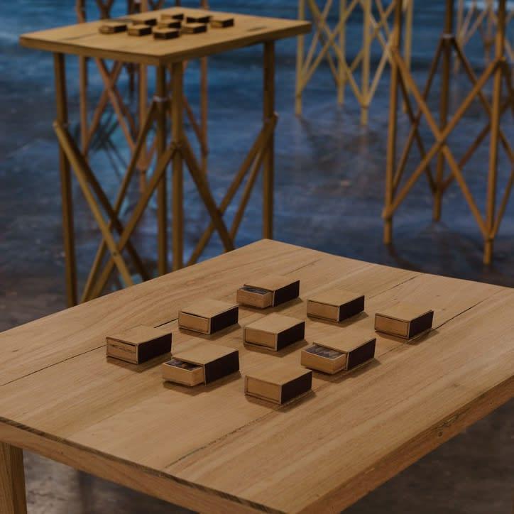 José Bento na 32ª Bienal de São Paulo