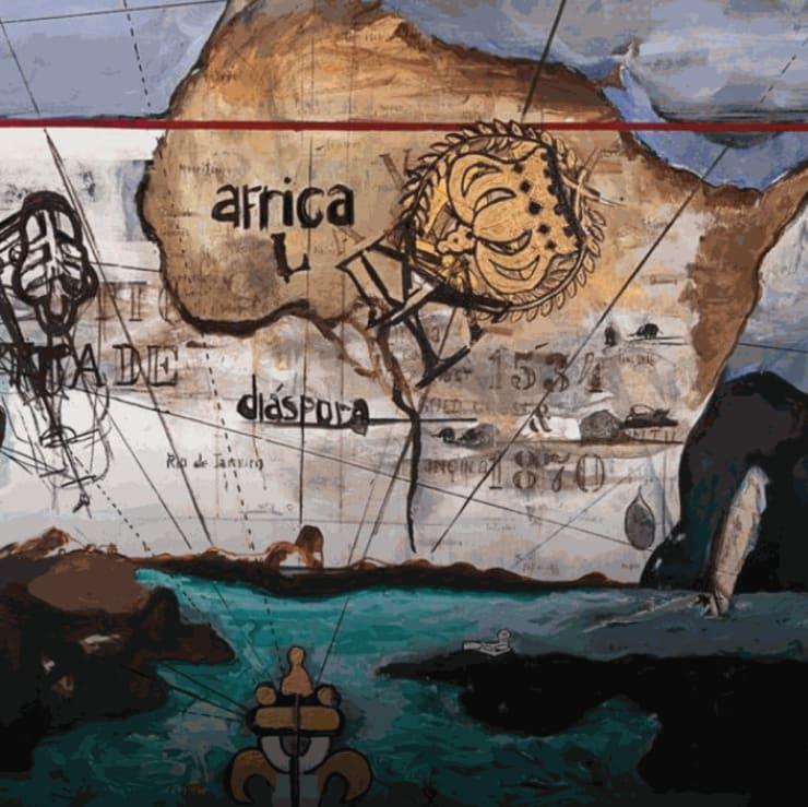 Mostra 'Ex Africa' destaca produção contemporânea de artistas do continente