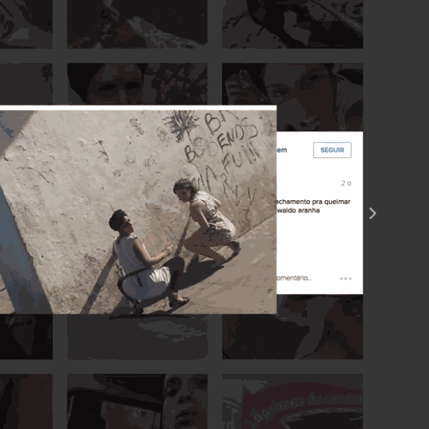 Ficção x realidade nas redes sociais