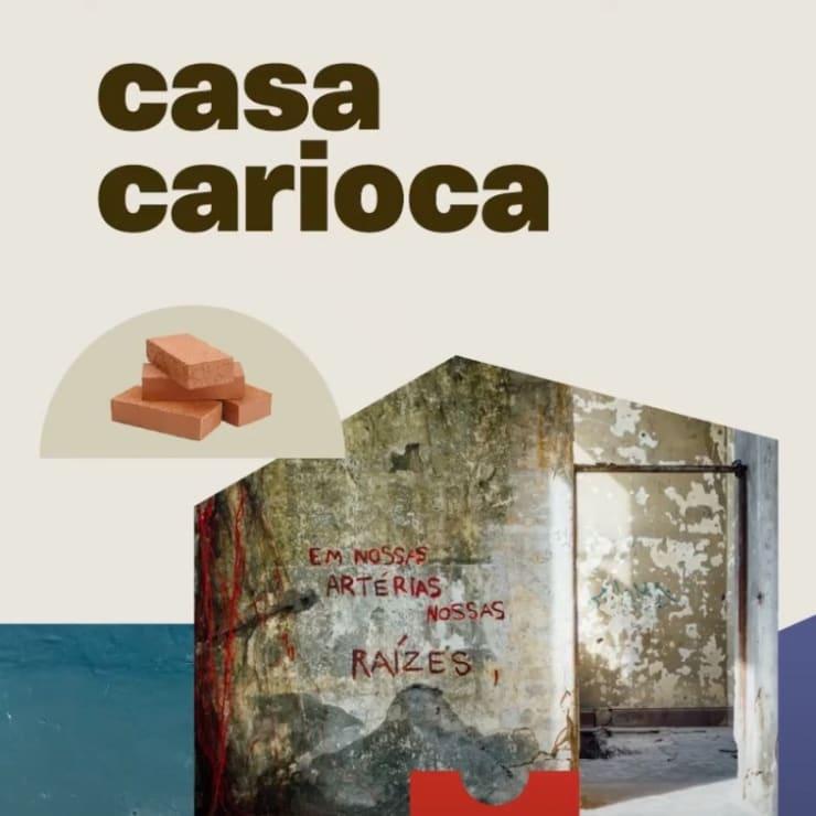 Casa Carioca por Rodrigo Torres