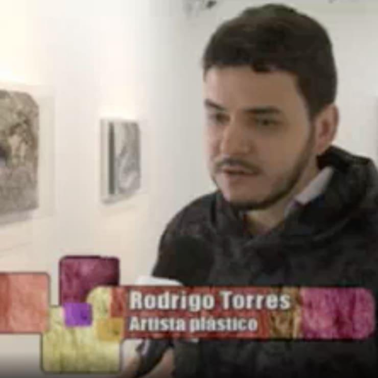 Rodrigo Torres trás à Curitiba o mais recente trabalho