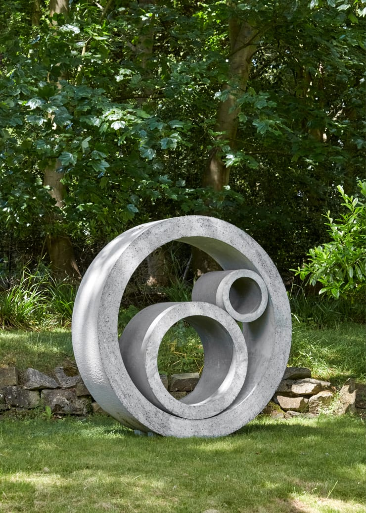 Alexandre da Cunha, Public Sculpture (Pouff VII), 2018