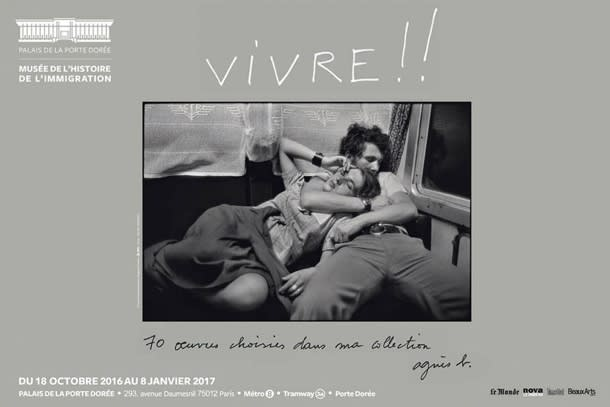 VIVRE !! - La collection agnès b.