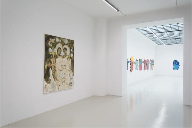 Faye Wei Wei | Group Exhibition, Galerie Lisa Kandlhofer, Vienna