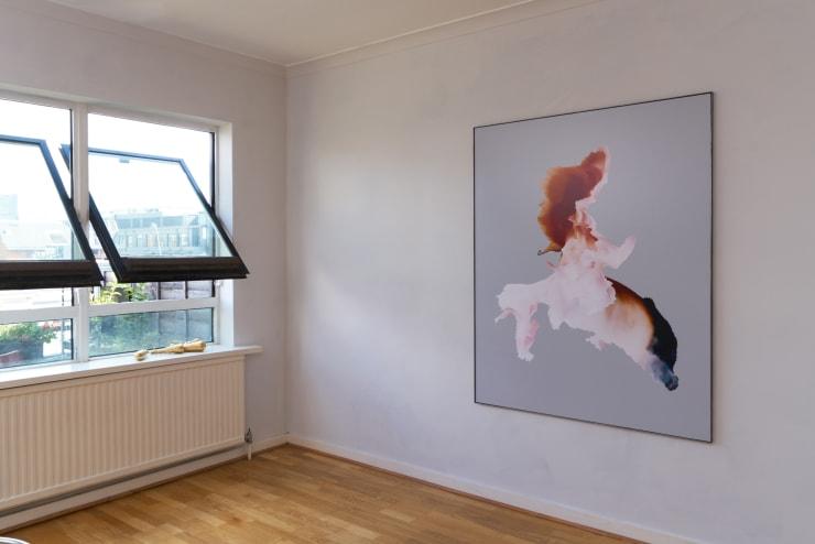 Nemo Nonnenmacher Hand 2 2016 2017 C Print In Steel Frame 150 X 120 Cm
