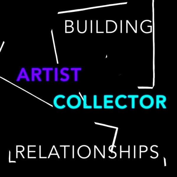 Instead of separating artist from collector, we build relationships. If you want to see the work physically before buying it,...