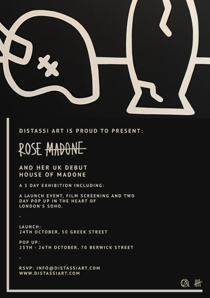Distassi Art presents 'House of Madone'