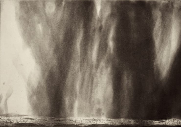 Norman Ackroyd Atlantic Rain, 2000