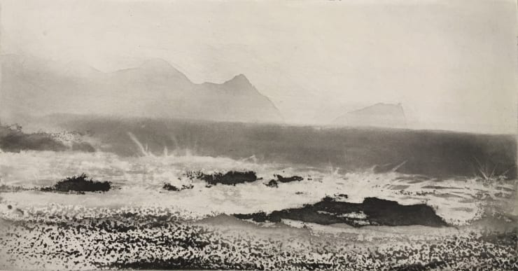 Norman Ackroyd Harris from Lewis, 2019
