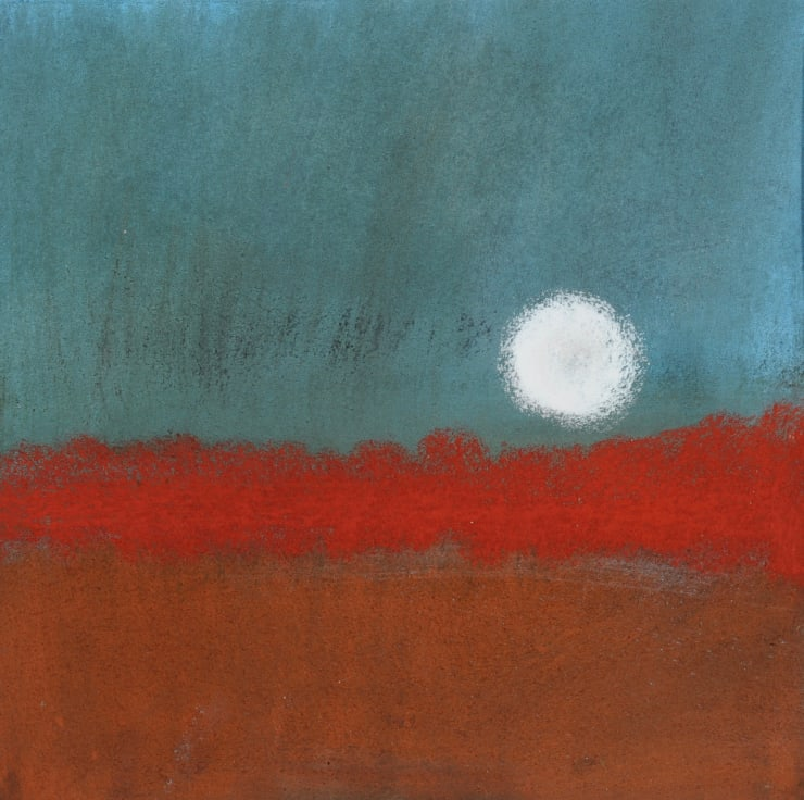 Nigel Swift Desert and Moon, 2019