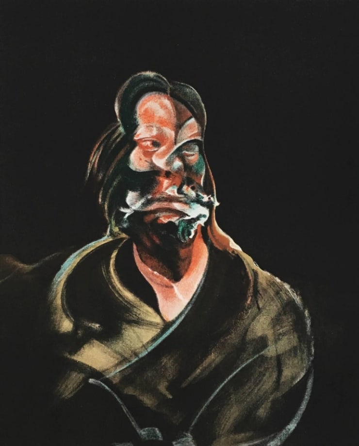 Francis Bacon Portrait of Isabel Rawsthorne, 1966