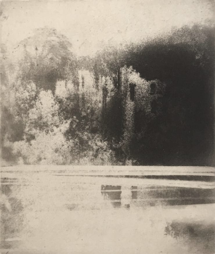 Norman Ackroyd Wardour Revisited, 1997