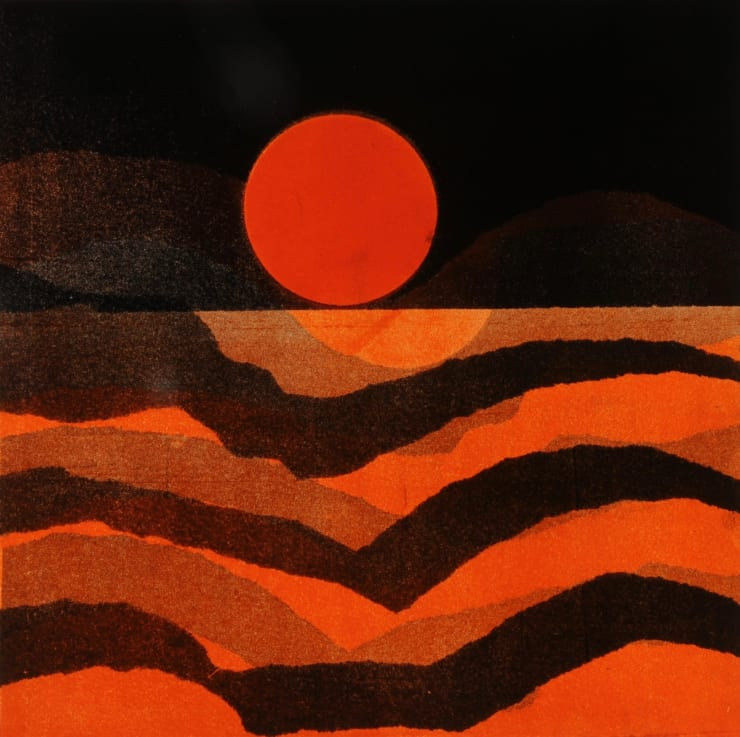 Nigel Swift Sun and Sea, 2019